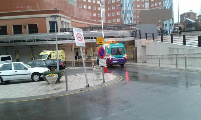Urgencias del hospital de Cruces