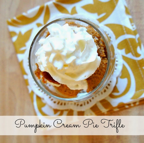 Pumpkin Cream Pie Truffle by The Rebel Chick