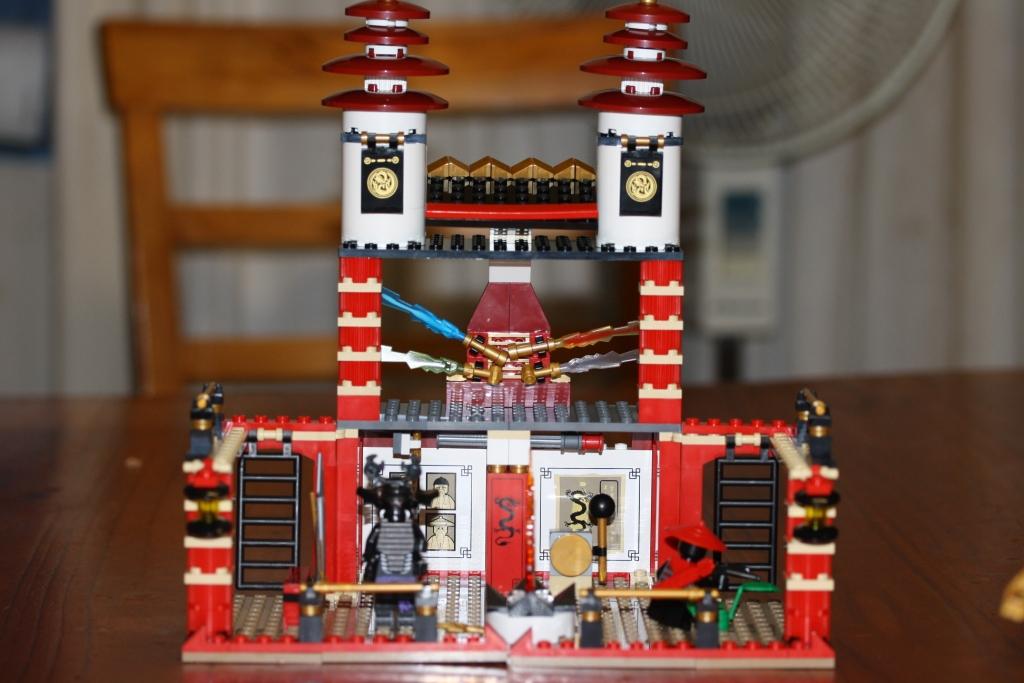 My Little Drummer Boys Lego Ninjago Temple Of Light Giveaway