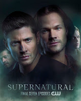 Últimos siete episodios de Supernatural