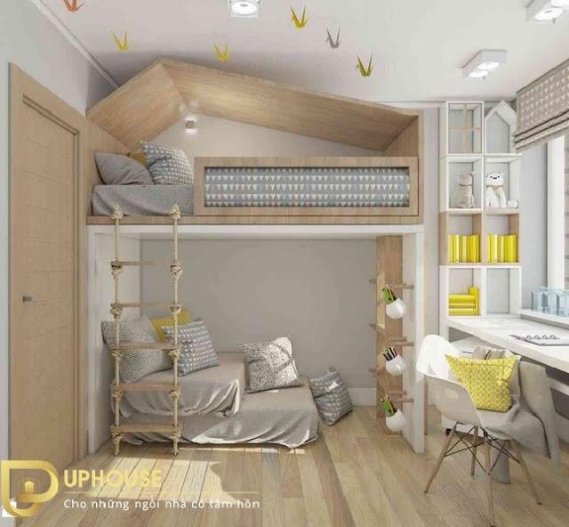 Phòng ngủ cho bé B-08