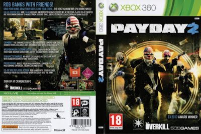 Payday 2 Xbox360 Free Download full version