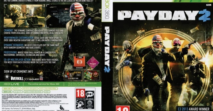 How to Download PayDay 2 Ultimate Edition(ALL DLCs) For