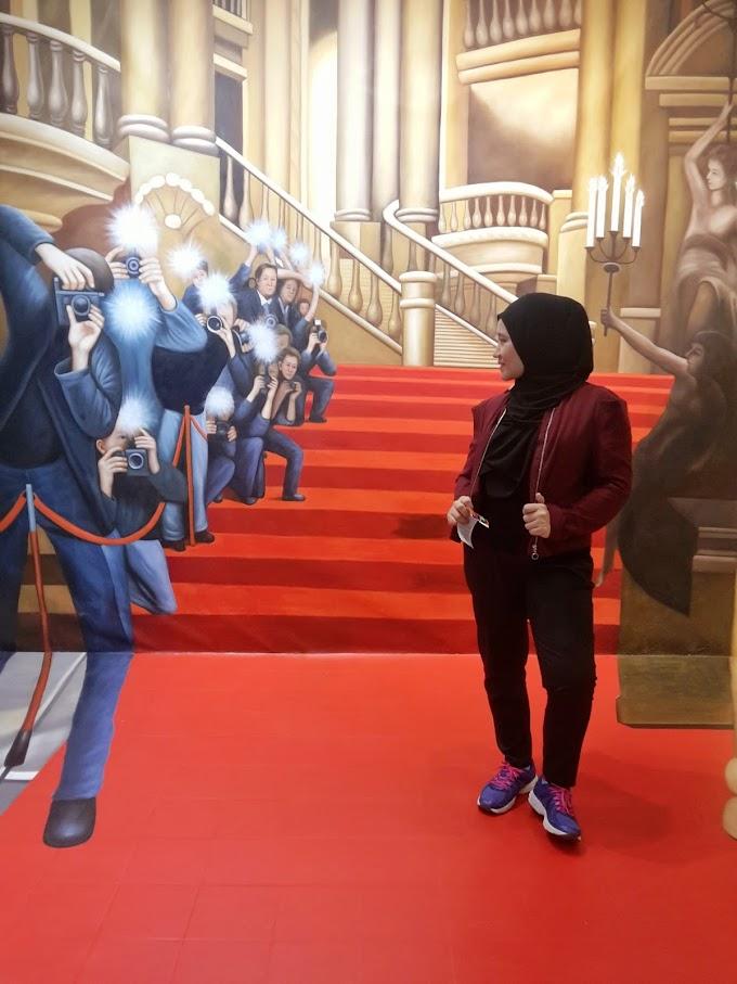 TEMPAT MENARIK DI MELAKA | ILLUSION 3D ART MUSEUM DATARAN PAHLAWAN MELAKA