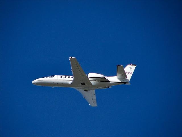 Gambar 21. Foto Pesawat Angkut Militer Cessna Citation V