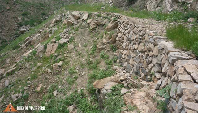 Hermoso Camino Inca  Chontay a California
