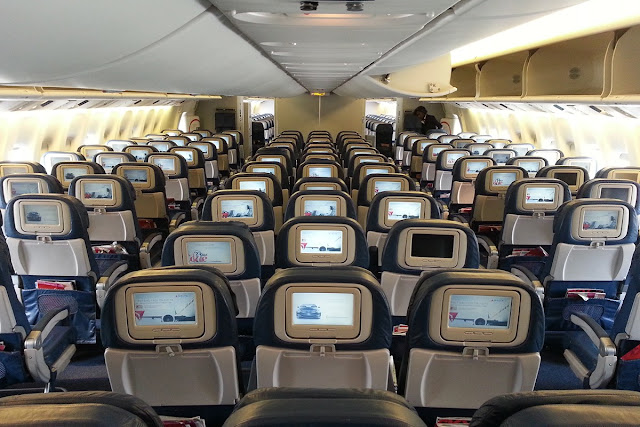 Economy Class in Delta Air Lines