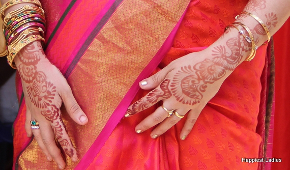 mehendi for indian wedding