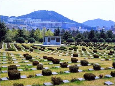 สุสานทหารสหประชาชาติในเกาหลีเมืองปูซาน (UNMCK)