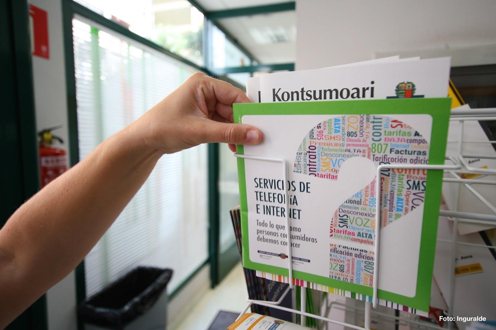 Barakaldo digital la oficina del consumidor alerta para for Oficina consumidor
