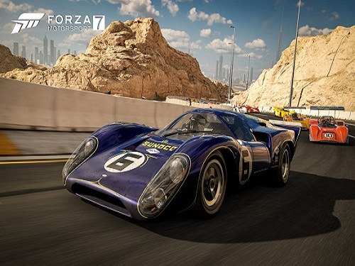 Forza Motorsport 7 Game Free Download