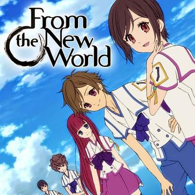 Shinsekai yori Tân Thế Giới - From the New World VietSub (2012)