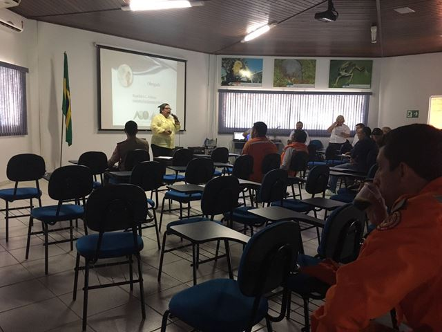 "Workshop ""Cheias e secas do Rio Tocantins"""