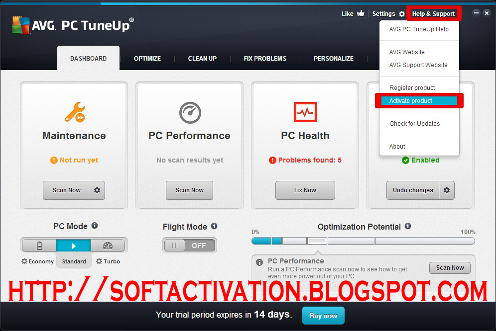 How to Install AVG PC TuneUp 5