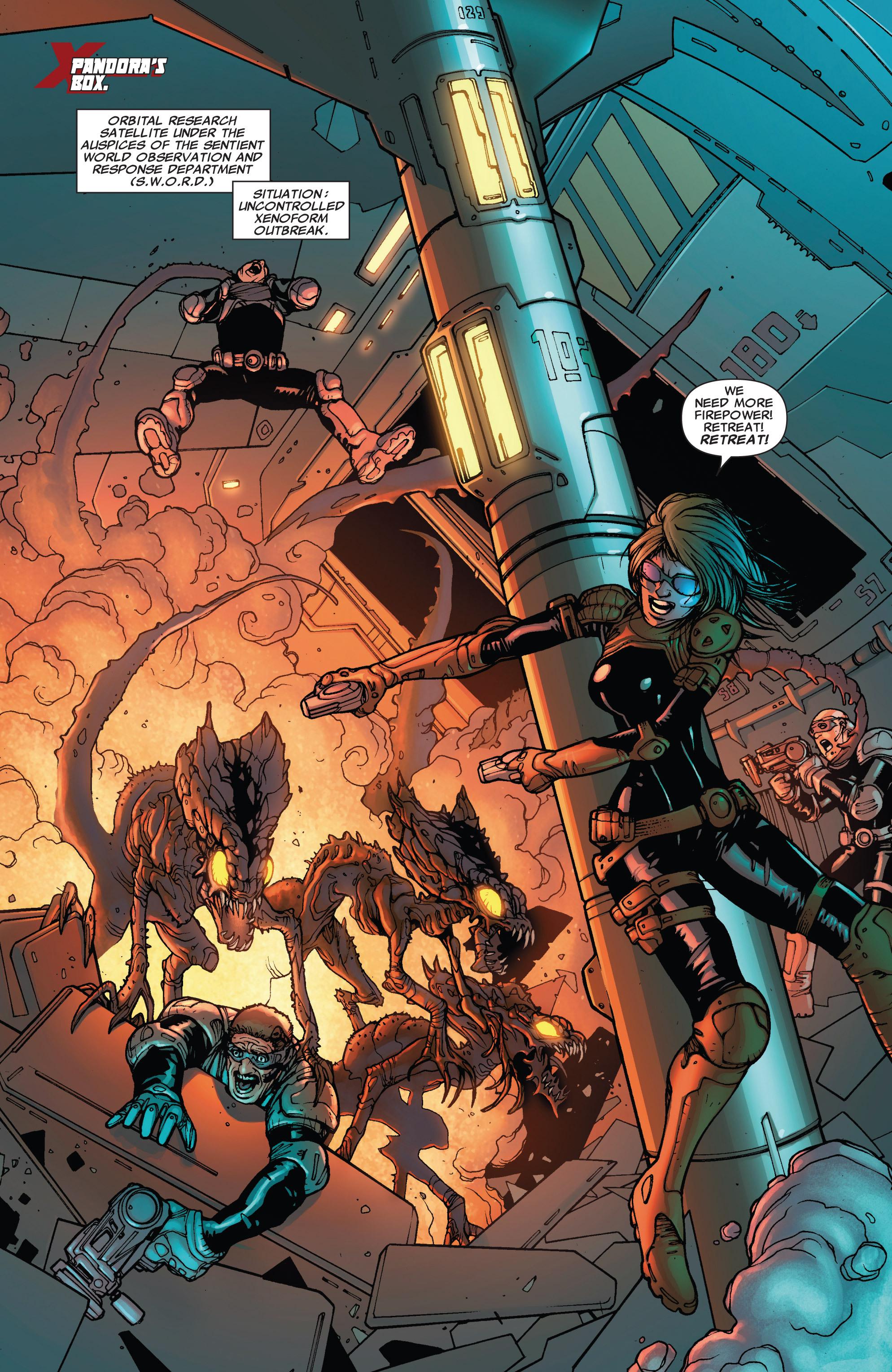 Read online Astonishing X-Men (2004) comic -  Issue #38 - 3