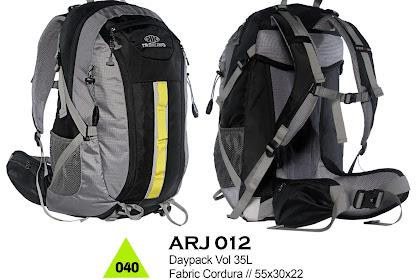 Tas Gunung / Adventure Trekking Carrier Daypack - ARJ 012