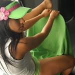 Andrea Rincon – Selena Spice – Cachetero Verde Foto 55