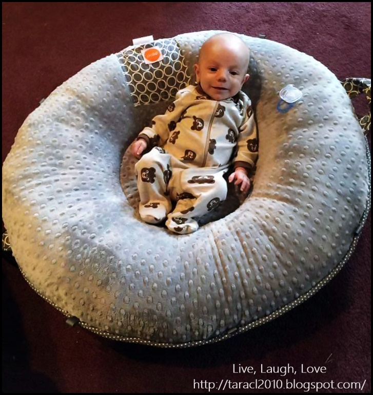 Live, Laugh, Love: Pello Luxe Floor Pillow Review
