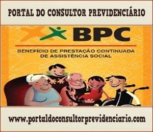 Amparo Assistencial à Pessoa com Deficiência na Previdência Social.