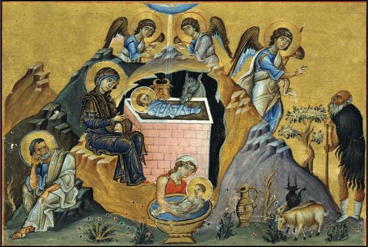 Εγκύκλιος Χριστουγέννων Μητροπολίτου Αλεξανδρουπόλεως Ανθίμου