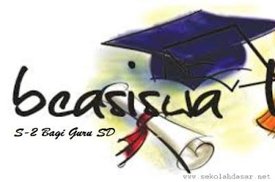 Dibuka Beasiswa S-2 Bagi Guru SD, Ini Syaratnya