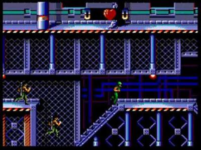 The Terminator, una digna adaptación para Sega Master System