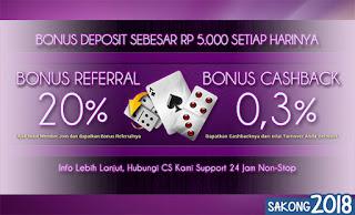 Bonus Judi Super10 Online Tertinggi