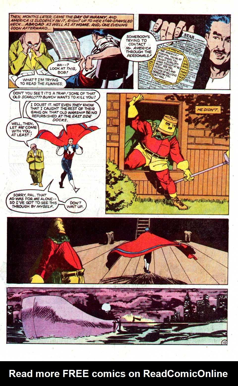 Read online Secret Origins (1986) comic -  Issue #29 - 34