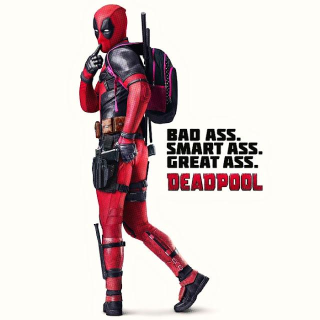 #Deadpool #Marvel #movie