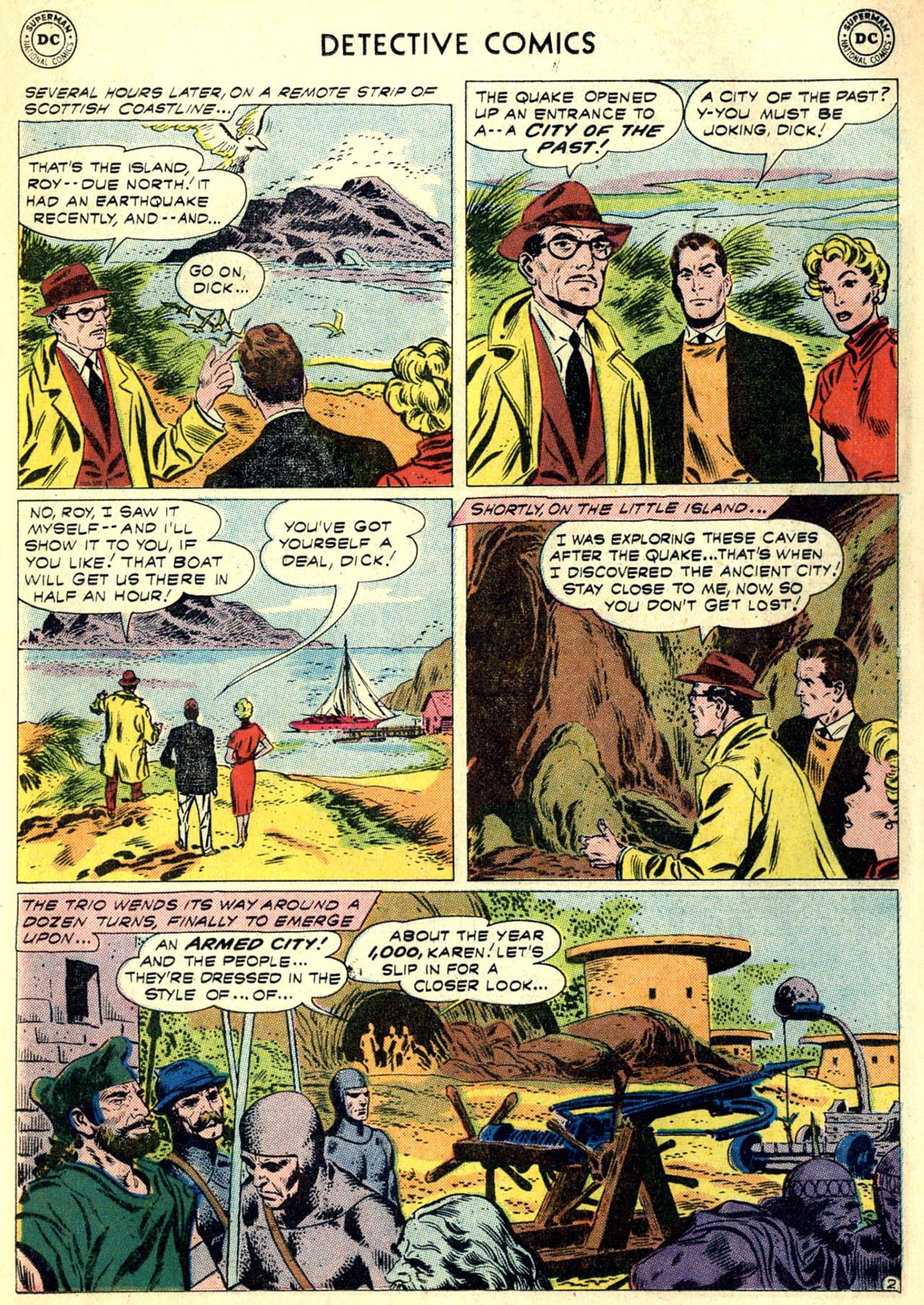 Read online Detective Comics (1937) comic -  Issue #270 - 19