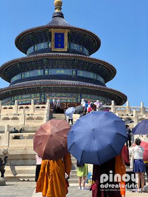 TEMPLE OF HEAVEN Beijing Tourist Spots
