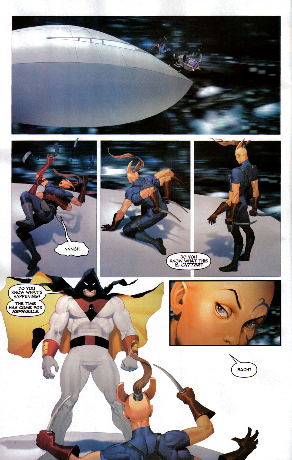 Read online Space Ghost (2005) comic -  Issue #3 - 9