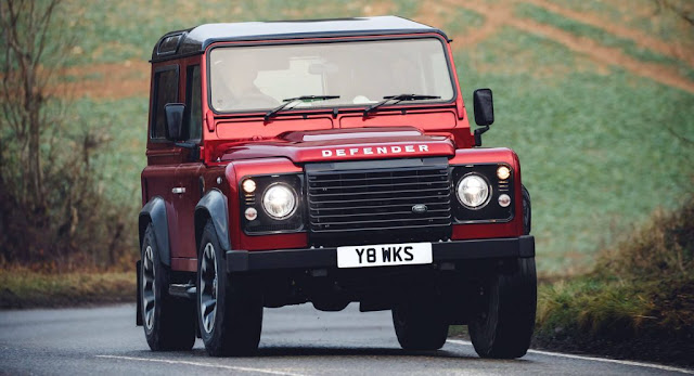 Ford, Land Rover, Land Rover Defender, Reports, SUV