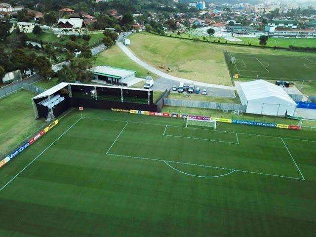 Seleção brasileira inicia preparação para a Copa América