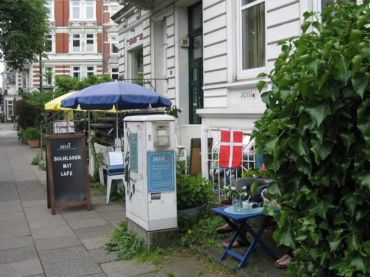 Krimi Cafe Hamburg