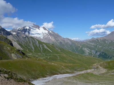Col des Fours Tour del Mont Blanc