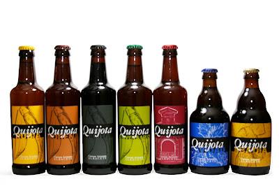 Cervezas-Quijota