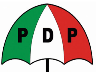 PDP%2BLOGO - Angry PDP Members form New political party call Peoples Mega Party.
