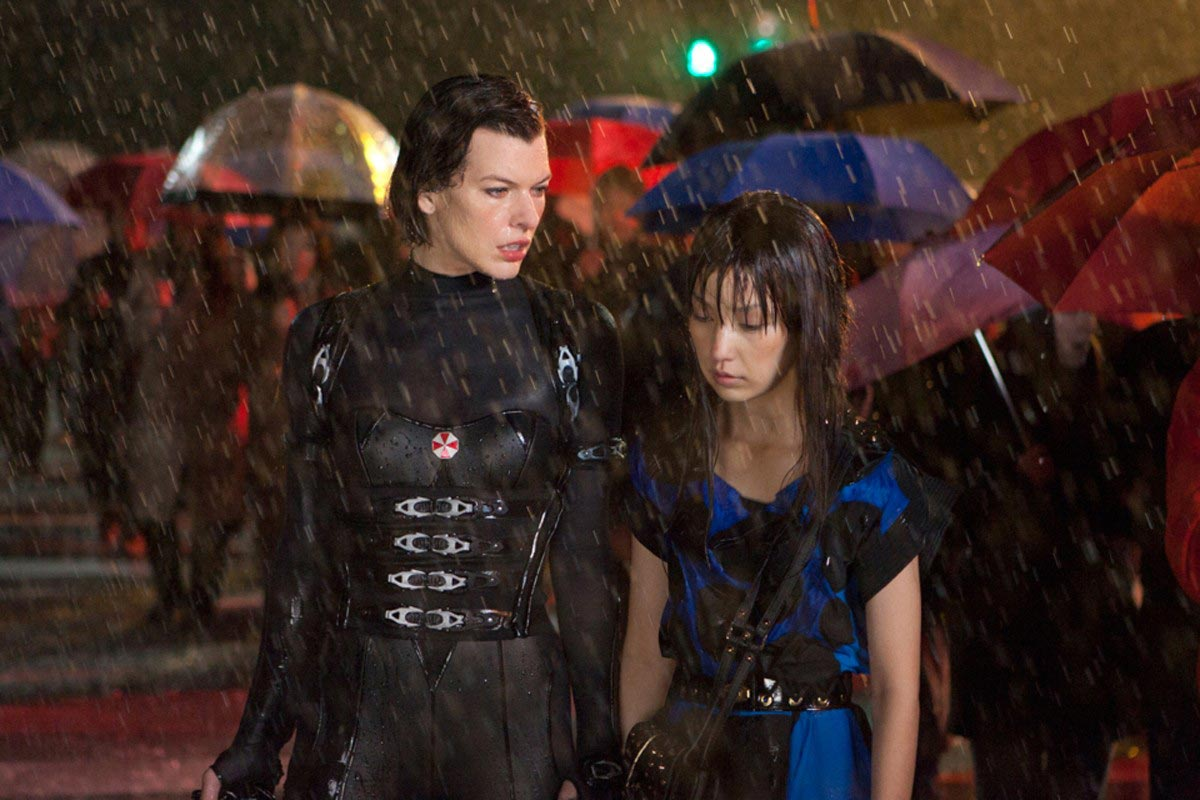 Things To Do In Los Angeles Resident Evil Retribution Review I