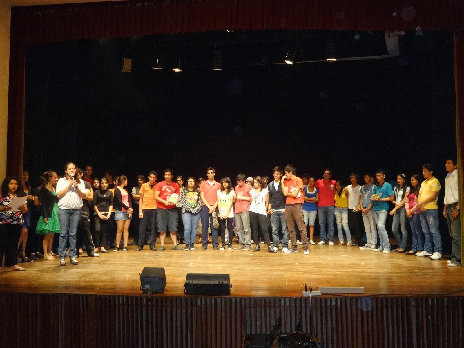 Teatro y Arte por Bolivia (FUNDARBOL): EL COLEGIO DON BOSCO Y EL ...