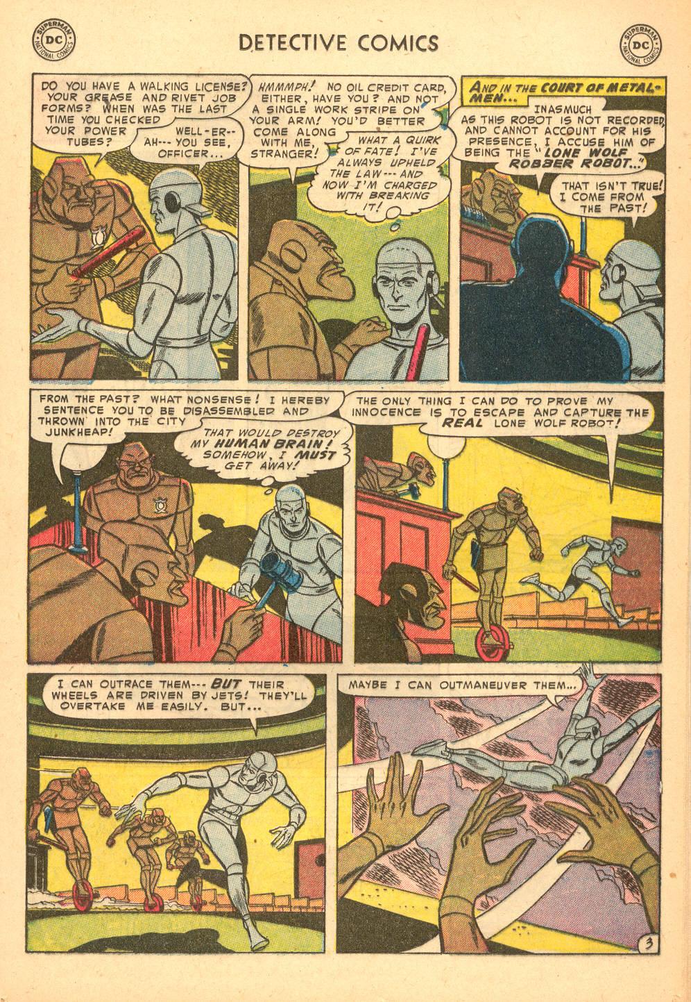Detective Comics (1937) 199 Page 21