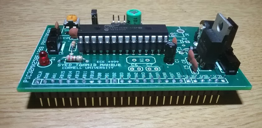 PIC32 Proto Board: Details, Schematic, PCB and Pictures 17