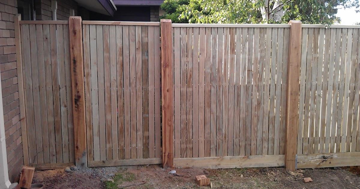 Ironman Fencing Gates Timber