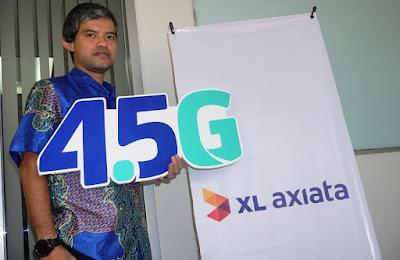 Vice President (VP) XL Axiata North Region, Handono Warih