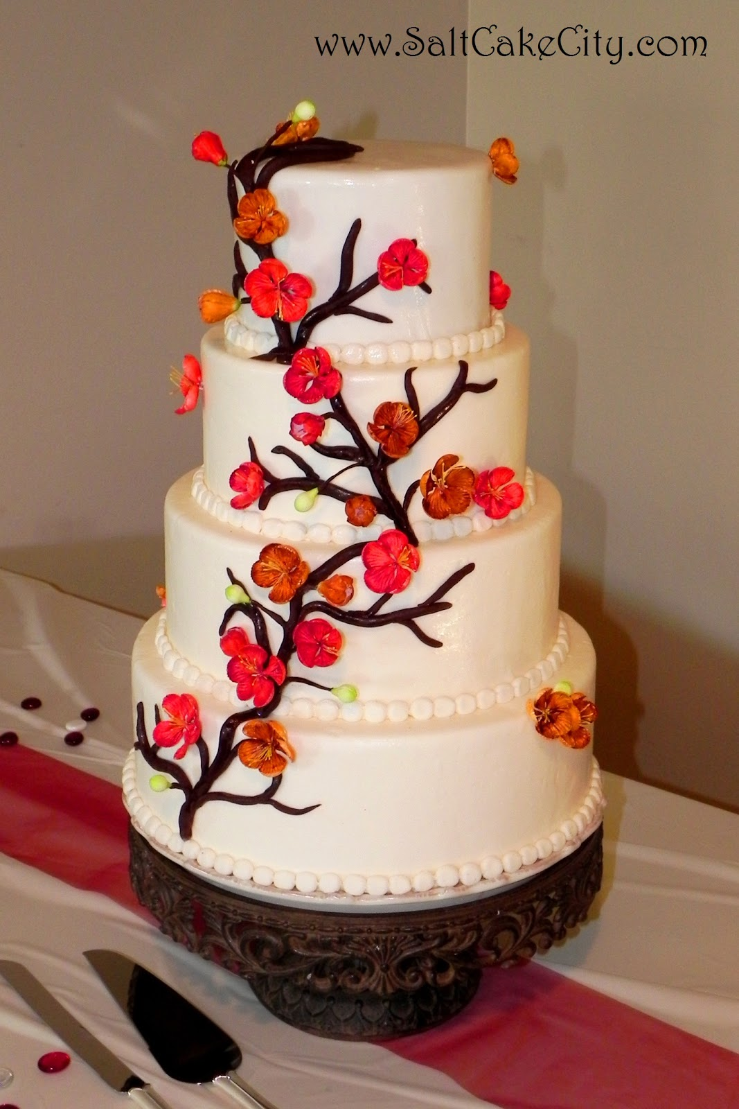 Works Cited Evolution Of Cake