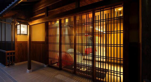 京都四條烏丸景觀酒店 Hotel Unizo Kyoto Shijo Karasuma - 東入口