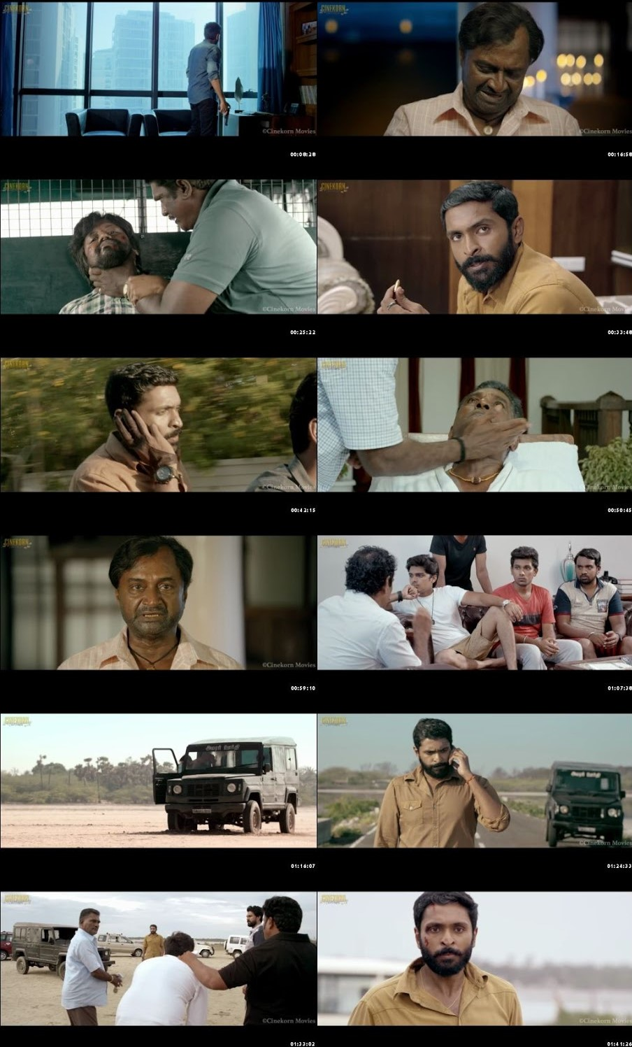 Thuppaki Munai 2018 Hindi Dubbed Movie Download HDRip 720p