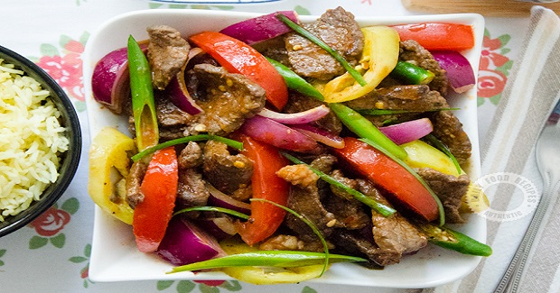 Devilled Beef Recipe