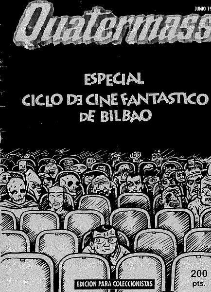 """Crítica de """"Quatermass  Especial Ciclo de Cine Fantástico de Bilbao""""  (Quatermass  Especial Nº1 d85a07ce1e8"""