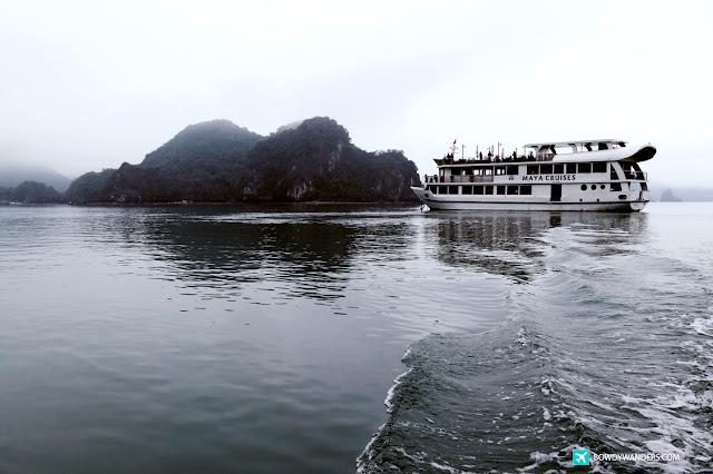 bowdywanders.com Singapore Travel Blog Philippines Photo :: Vietnam ::  2D/1N Maya Cruise Tour: Here are Stunning Photos of Day 1 - Lan Ha Bay Luxury Cruise